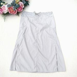 Patagonia Long Skirt Beige size medium